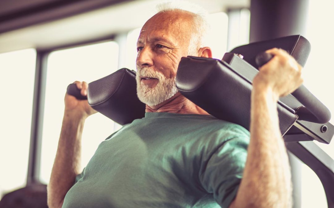 Healthy Activities for 55 and Older